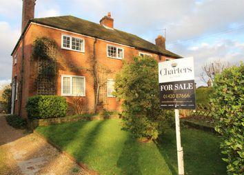Thumbnail 3 bedroom semi-detached house for sale in Selborne, Alton, Hampshire