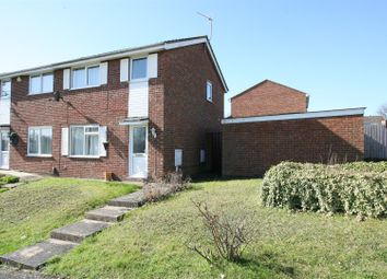 Thumbnail 3 bed semi-detached house for sale in Westminster Road, Gleneagles, Wellingborough