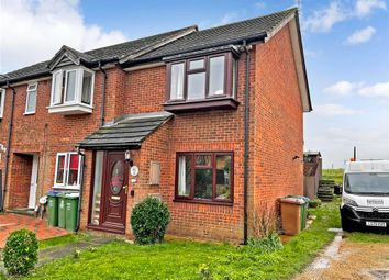Shearwood Crescent, Dartford, Kent DA1. 2 bed end terrace house for sale