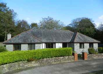 Thumbnail 4 bed detached bungalow for sale in Peaceful Environment Close To Town, Lowenac Gardens, Camborne