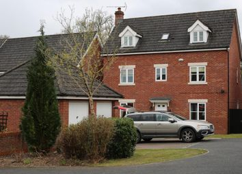 Thumbnail 5 bed detached house to rent in Silia Meadow, Presteigne