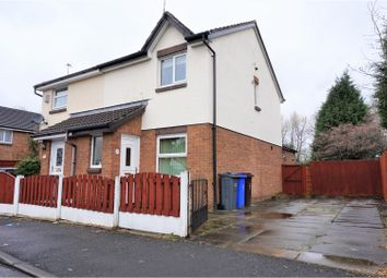 Thumbnail 2 bedroom semi-detached house for sale in Lockhart Close, Manchester