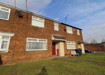 Thumbnail 3 bedroom terraced house for sale in Yetholm Place, Westerhope, Newcastle Upon Tyne