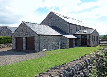 Thumbnail 4 bed farmhouse for sale in Middle Foulshaw, Kendal