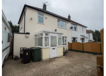 Thumbnail 3 bed semi-detached house for sale in Luttrell Place, Leeds