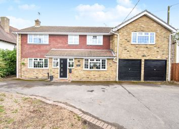 Thumbnail 5 bed detached house for sale in Burnham Road, Chelmsford