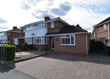 Thumbnail 4 bed semi-detached house for sale in Worboys Road, Worcester
