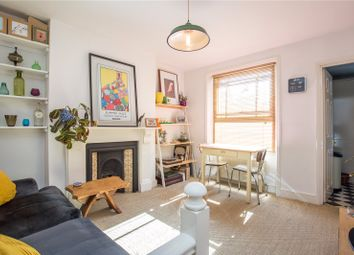 Thumbnail 1 bed flat for sale in Fairfield Road, Crouch End, London