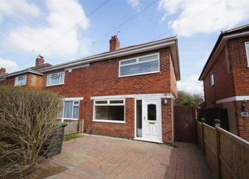 Thumbnail 2 bedroom semi-detached house to rent in Mottram Road, Beeston, Nottingham