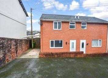 2 bed semi-detached house for sale in Church Street, Paignton, Devon. TQ3