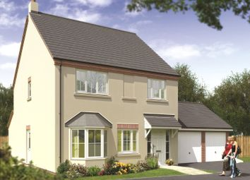 Thumbnail 4 bed detached house for sale in Plot 59 The Maple, Romans Walk