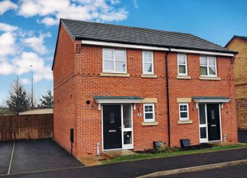 Thumbnail 2 bed semi-detached house for sale in Waterhouses Street, Manchester