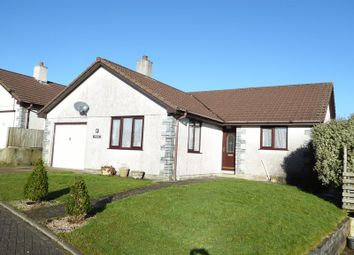 Thumbnail 3 bed detached bungalow for sale in Green Meadows, Camelford