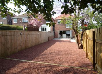 Thumbnail 3 bed detached house for sale in Oakfield Road, Gateshead