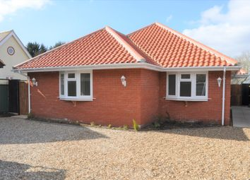 Thumbnail 3 bed detached bungalow for sale in Church Lane, Claydon
