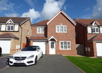 Thumbnail 3 bed detached house for sale in Lon Lafant, Llandudno Junction, Conwy, Noth Wales