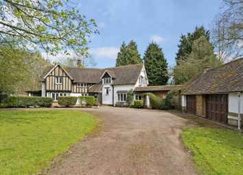 Thumbnail Detached house for sale in Guys Cliffe, Warwick, Warwickshire