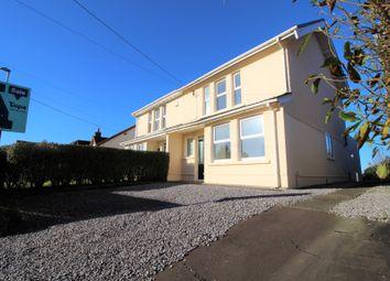 Thumbnail 3 bedroom semi-detached house for sale in Gorseinon Road, Penllergaer, Swansea