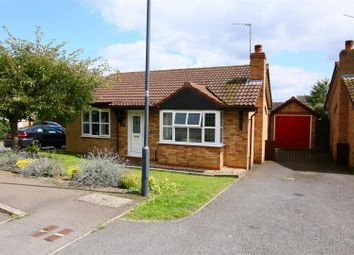 Thumbnail 2 bed detached bungalow for sale in Larch Close, Bilton, Rugby