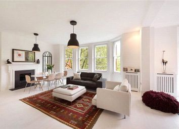 Thumbnail 2 bed flat for sale in Kensington Mansions, Trebovir Road, London