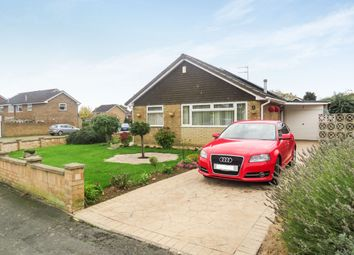 Thumbnail 3 bedroom detached bungalow for sale in Carlyle Close, Newport Pagnell