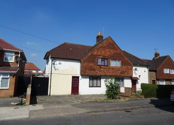 Thumbnail 3 bed semi-detached house for sale in Hunters Grove, Hayes