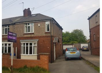 Thumbnail 2 bed terraced house for sale in Bawtry Road, Sheffield