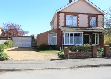 Thumbnail 4 bed detached house for sale in Station Road, Trimley St. Mary, Felixstowe