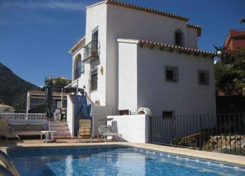 Thumbnail 3 bed villa for sale in Adsubia, Alicante, Spain