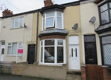 Thumbnail 1 bedroom terraced house for sale in Montrose Street, Hull