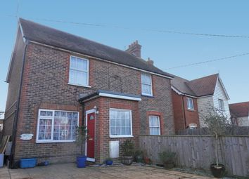 Thumbnail 3 bed semi-detached house for sale in Amberstone, Hailsham