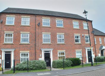 Thumbnail 4 bed terraced house for sale in Pentland Drive, Greylees, Sleaford