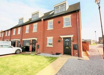 Thumbnail 3 bed town house for sale in Burntwood Road, Grimethorpe