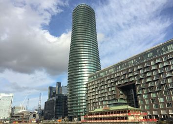 Thumbnail 1 bed flat for sale in Arena Tower, Crossharbour Plaza, Canary Wharf