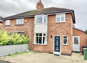Thumbnail 3 bed semi-detached house for sale in The Meadway, Birstall, Leicester, Leicestershire
