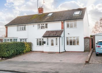 Thumbnail 4 bed semi-detached house for sale in Hunters Chase, South Godstone