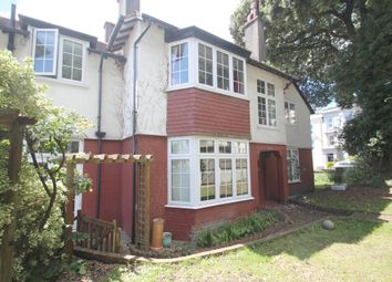 Thumbnail 3 bedroom end terrace house for sale in Nelson Avenue, Stoke, Plymouth