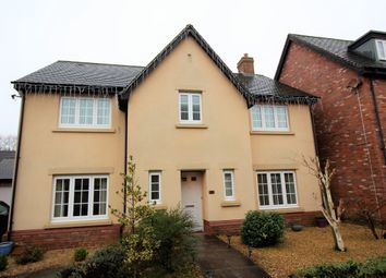 Thumbnail 4 bed detached house to rent in John Fielding Gardens, Llantarnam, Cwmbran