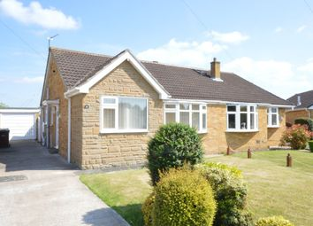 Thumbnail 2 bed semi-detached bungalow for sale in Maybury Avenue, Durkar, Wakefield