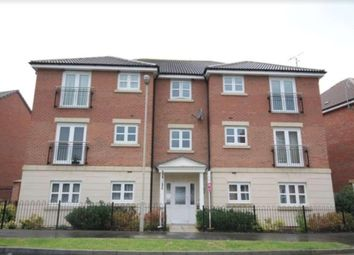 Thumbnail 2 bedroom flat for sale in Stillington Crescent, Hamilton, Leicester