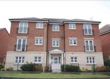 Thumbnail 2 bed flat for sale in Stillington Crescent, Hamilton, Leicester