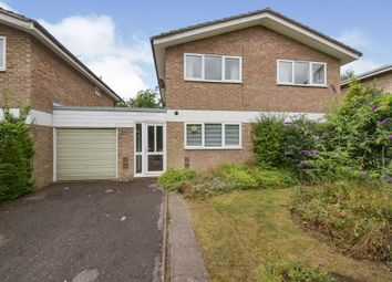 Thumbnail Detached house for sale in Fox Dale, Stamford