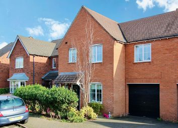 4 bed link-detached house for sale in Paddock Way, Hinckley LE10