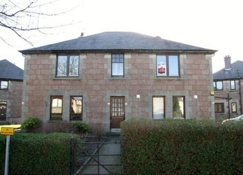 Thumbnail 1 bed flat to rent in Ruthrieston Circle, Aberdeen