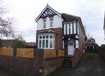 Thumbnail 4 bed detached house for sale in Wrekin Road, Wellington, Telford