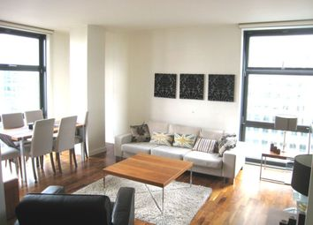 Thumbnail 2 bedroom flat to rent in Discovery Dock West, 2 South Quay Square, Canary Wharf