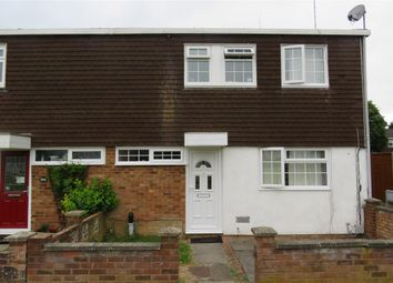Thumbnail 3 bed end terrace house for sale in Chelsea Gardens, Houghton Regis, Dunstable