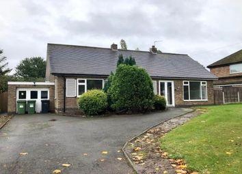 Thumbnail 3 bed bungalow to rent in Sheepcote Lane, Tamworth