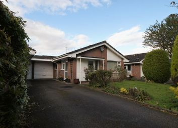 Thumbnail 2 bed bungalow to rent in Capesthorne Close, Holmes Chapel, Crewe