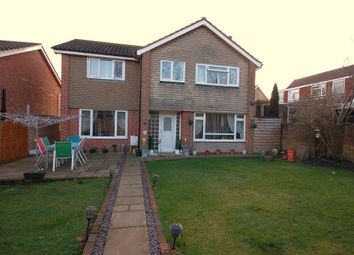 Thumbnail 4 bed detached house for sale in Hewlett Place, Bagshot